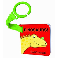 Dinosaur Shaped Buggy Book