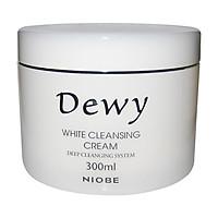 Niobe - Dewy White Cleansing Cream - Kem Tẩy Trang Trắng Sáng Da