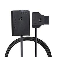 Cáp Nối Đổi Đầu Pin DC Andoer V-mount/Anton Bauer D-Tap Sang Pin NP-FW50 Cho Sony A7/A7II/A7S/A7SII/A7R/A7RII/A6300/A6500/A6000/A5100/NEX