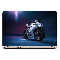 Miếng Dán Trang Trí Decal Laptop Mô Tô DCLTMT 049