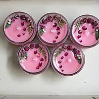 Combo 5 Nến thơm tinh dầu sả (Lemon grass candle) 100g - Giúp thơm phòng, thư giãn giảm stress với thành phần hoàn toàn tự nhiên