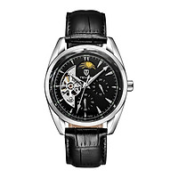 TEVISE Moon Phase Fully Automatic Mechanical Watches For Man Top Brand Luxury Watch Semi-automatic Trendy Business Style