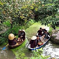 Tour Chợ Nổi Cái Bè - Cù Lao Tân Phong 01 Ngày, Khởi Hành Hàng Ngày Từ HCM