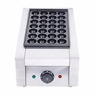 máy làm bánh takoyaki điện 1 khuôn 28 bánh