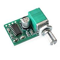 Module Khuếch Đại Audio PAM8403 2x3W 5V Có Núm Chỉnh Volume