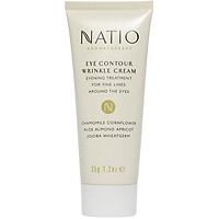 Kem Dưỡng Vùng Da Quanh Mắt Natio Aromatherapy Eye Contour Wrinkle Cream 35g