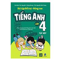 Bộ Sách Tiếng Anh Lớp 4 Tập 1