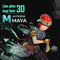 Tick Edu - Làm Phim Hoạt Hình 3D Với Autodesk Maya - Phần Dựng Hình