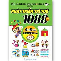 1088 CÂU ĐỐ PHÁT TRIỂN TRÍ TUỆ 4-5 tuổi 3 sao