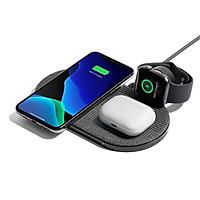 Đế Sạc Không Dây NATIVE UNINON Dành Cho iPhone, Airpods and Apple Watch DROP XL WIRELESS CHARGER - Hàng Chính Hãng