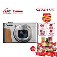 Máy ảnh Canon Powershot SX740 HS - Hàng Chính Hãng Lê Bảo Minh