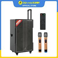 Loa kéo Karaoke Dalton TS-15G600X 600W - Hàng chính hãng