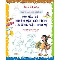 Sách - Học vẽ bằng hình cơ bản (tặng kèm bookmark thiết kế)