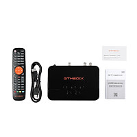 GTMEDIA V7 PRO TV Receiver DVB-S/S2/S2X+T/T2 TV Decoder Memory 1G Bit RAM Support H.265
