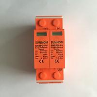CB thiết bị chống sét lan truyền DC một chiều bảo vệ mạch bảo vệ quang điện GIVASOLAR SUNNOM DC 500V, DC 1000V