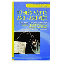 Từ Điển Vật Lý Anh - Anh Việt