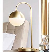 Đèn ngủ, đèn đọc sách để bàn trang trí phòng ngủ, phòng khách hiện đại DB 600