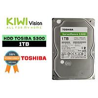 Ổ Cứng Toshiba 1T chính hãng bảo hành 2 năm chuyên dùng cho máy tính và camera