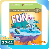 Fun for Flyers SB w Home Fun & Online Activities