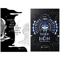 Sách - Combo Cao Minh: Thiên tài bên trái kẻ điên bên phải và Thiên Hồn