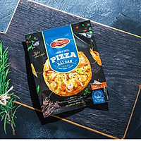 [Chỉ giao HCM] PIZZA HẢI SẢN LC 180GR