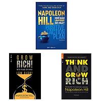 Combo 3 cuốn: Làm giàu + 13 Nguyên tắc nghĩ giàu và làm giàu + Nghĩ giàu làm giàu 365 ngày
