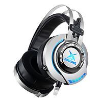 Tai nghe gaming giả lập 7.1 EAGLEND F6 Iron Gray - Hàng Chính Hãng