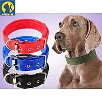 Vòng cổ cho chó siêu bền, đủ size, màu sắc đa dạng