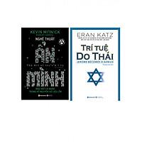 Combo Sách Kĩ Năng  Nghệ Thuật Ẩn Mình + Trí Tuệ Do Thái (Tái Bản 2018)