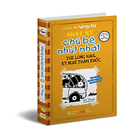 Nhật ký chú bé nhút nhát Song ngữ Việt-Anh Tập 9 (Kỳ nghỉ thảm khốc)