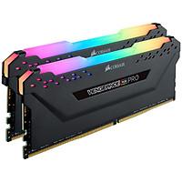 Bộ nhớ RAM máy tính CORSAIR Vengeance RGB Pro CMW16GX4M2E3200C16 (2x8GB) DDR4 3200MHz - Hàng Chính Hãng