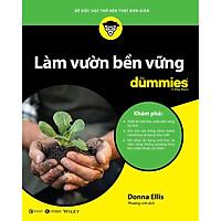 Làm Vườn Bền Vững (For Dummies)