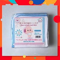 10 Khăn xô, khăn sữa 2, 3, 4 lớp cho bé