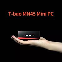 T-bao MN45 Mini PC with AMD R5 4500U Processor AMD Radeon Graphics 6 GPU 32GB+1TB Memory Windows 10 Operating System US
