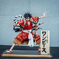 Mô hình Luffy Samurai