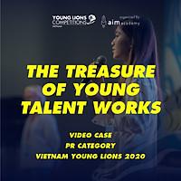 Tài Liệu Marketing - Gói Standard - Bài Thi Vietnam Young Lions 2020 - Video Case - Hạng Mục PR - Chuẩn quốc tế - Học mọi nơi - VYLVC13 - Khóa học online [Độc Quyền AIM ACADEMY]
