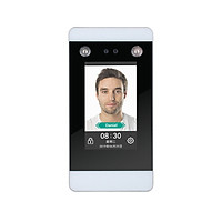 DT20 4.3inch Infrared Dual HD Camera Face Dynamic Recognition Access Control System Face Password Attendance Machine
