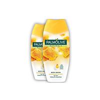Bộ 2 Sữa tắm Palmolive dưỡng ẩm sảng khoái 100% chiết xuất từ mật ong 200g