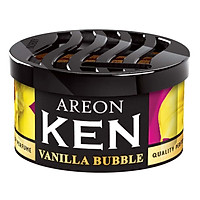 Sáp thơm ô tô Areon Ken Vanilla Bubble Gum