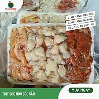 [Chỉ giao HN] - Thịt Ghẹ Nõn Bóc Sẵn