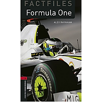 Oxford Bookworms Library (3 Ed.) 3: Formula One Factfile MP3 Pack