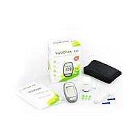 Combo máy đo đường huyết Vivachek Ino + 25 que thử + 50 kim lấy máu