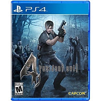 Đĩa game PS4 Trọn Bộ Resident Evil - Hàng Nhập Khẩu