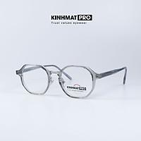 Gọng kính cận nam nữ, gọng kính cận nhựa lõi hợp kim cao cấp - Kính mắt Pro