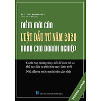 Điểm Mới Của Luật Đầu Tư Năm 2020 Dành Cho Doanh Nghiệp