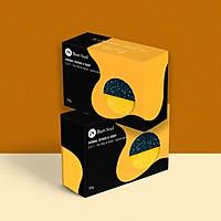 Xà phòng hỗ trợ điều trị mụn và thâm  Baresoul Herbal Scrub & Soap 100g