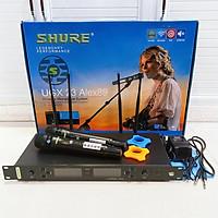 Micro Shure UGX23 2020 Karaoke Không Dây Gia Đình - Hàng Nhập Khẩu