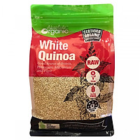 Hạt diêm mạch trắng hữu cơ Absolute Organic White Quinoa (1KG) - Nhập khẩu Australia
