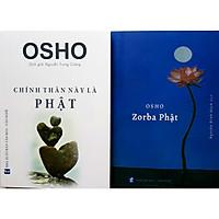 Combo sách Osho: Zorba Phật, Chính thân này là Phật