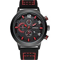 Đồng hồ nam phong cách thời trang thể thao SANDA P5001 | Kèm hộp da chính hãng - Hàng nhập khẩu